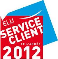Le service client évalue les services