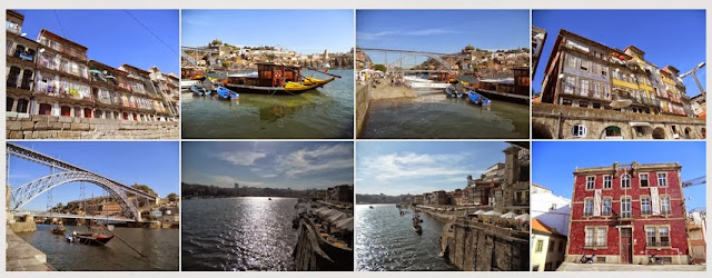 Photo Album - City Break in Porto - A Stroll Along the Douro River