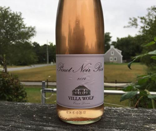 Villa Wolf 2014 Pinot Noir Rosé