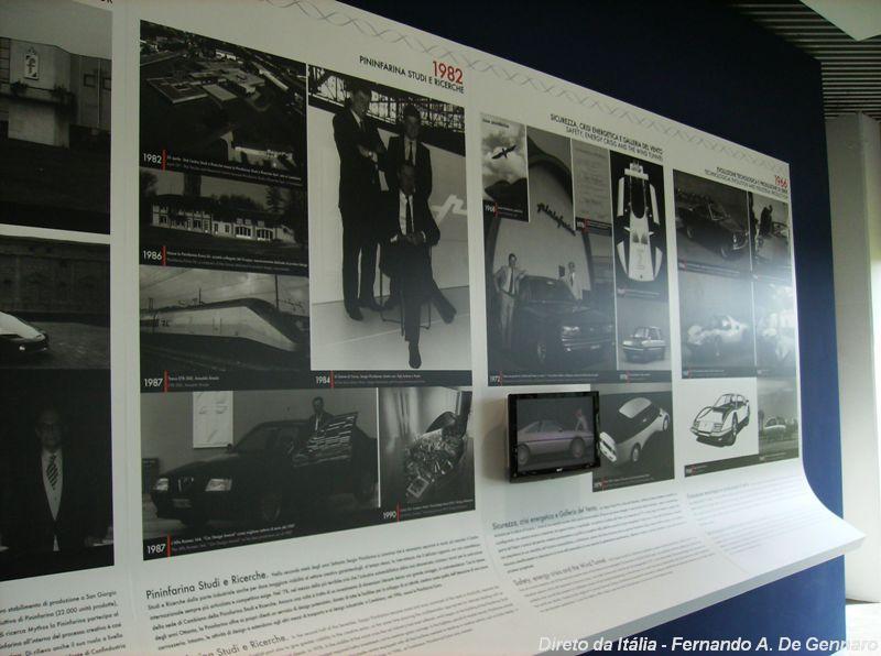 Parte 5 - Visita ao Stúdio Pininfarina na Itália