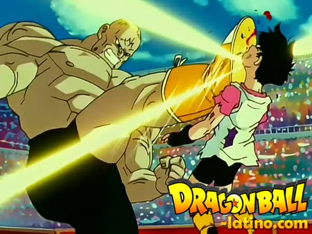 Dragon Ball Z capitulo 217