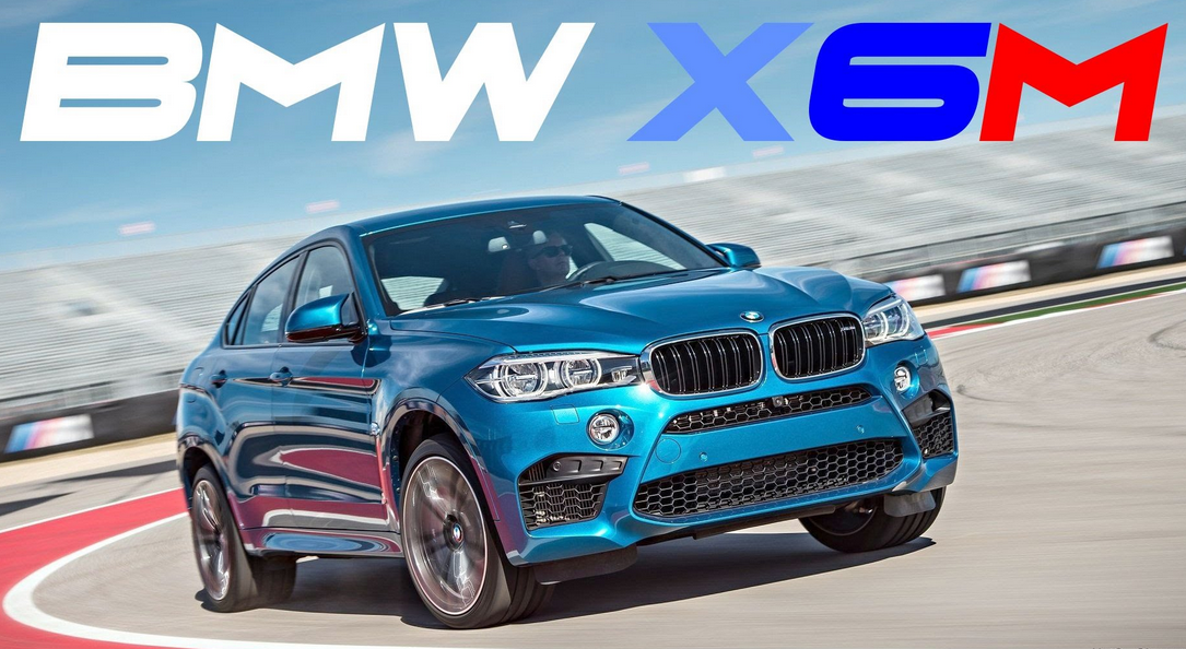 2016 BMW X6M Review