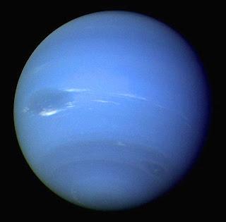 Fotografía del planeta Neptuno