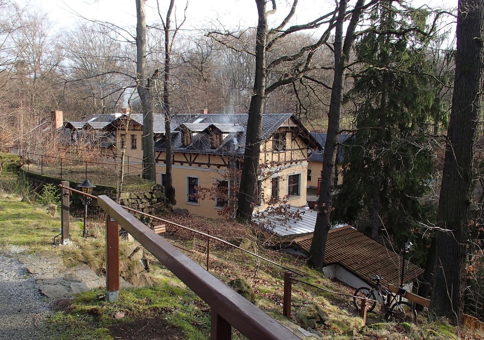 Panzner\'s Tourenseite: Hochlandrunde-19.12.2015