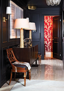 decorador com mobiliário