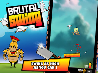 Game Brutal swing Mod Unlimited Money New Version