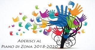 Aderisci al Piano di Zona 2018-2020