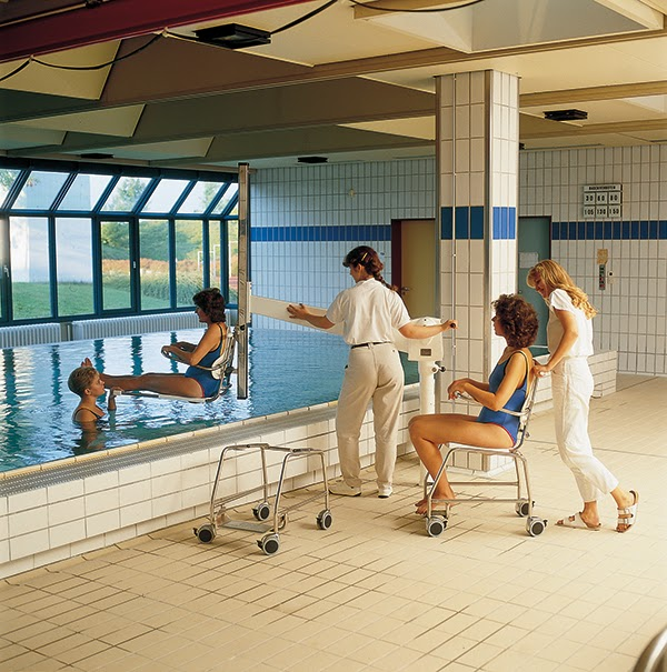 Neptune Hydrotherapy Pool Hoist Chairs