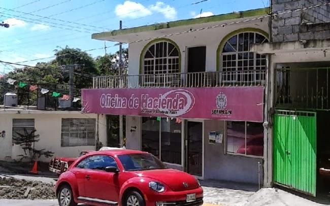 Tihuatlan veracruz tihuatlan sin titular las oficinas for Oficinas de hacienda en sevilla