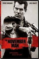 Watch November Man (2014) Online Movie