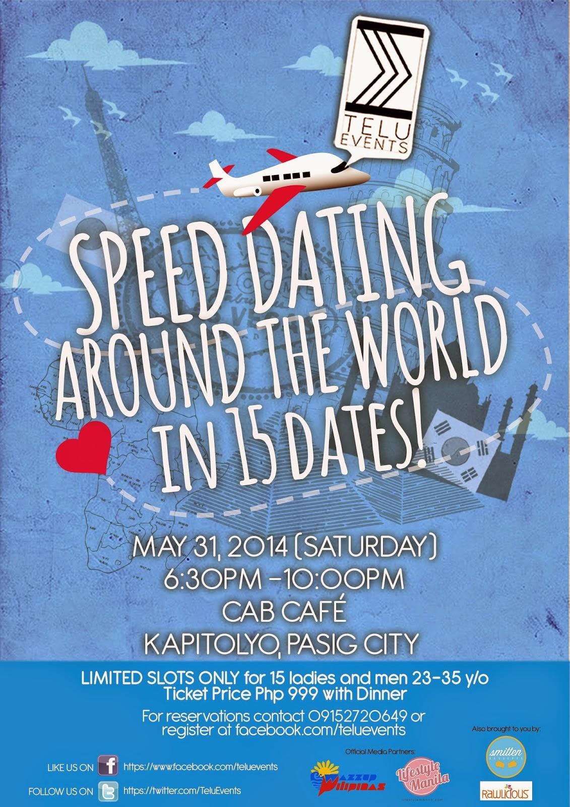 Speed dating events philadelphia pa