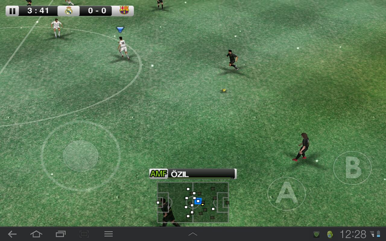 Cara install PES 2012 Android for Galaxy Tab :