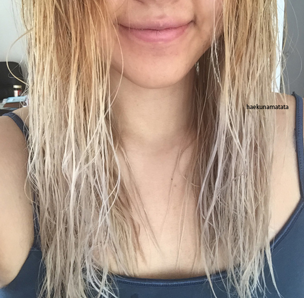 How to dye Asian hair lavender purple at me (all about bleaching ...
