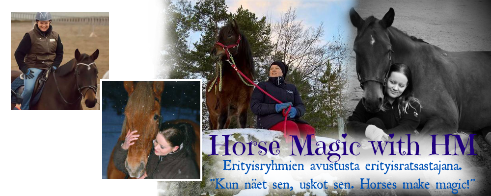 Horse Magic with HM