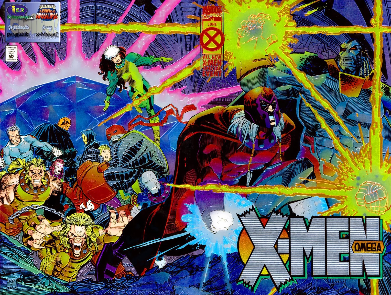 X-Men - A Era do Apocalipse #46