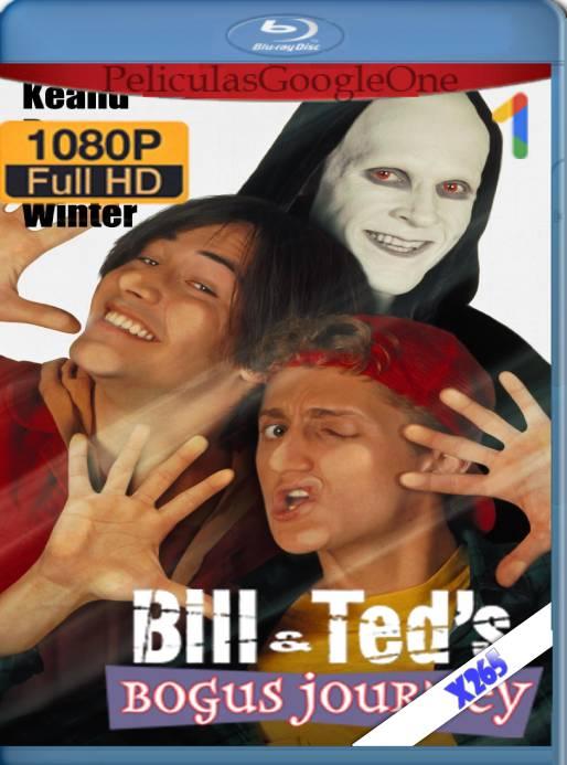 Bill & Ted's Bogus Journey (1991) x265 [1080p] [Latino] [GoogleDrive]