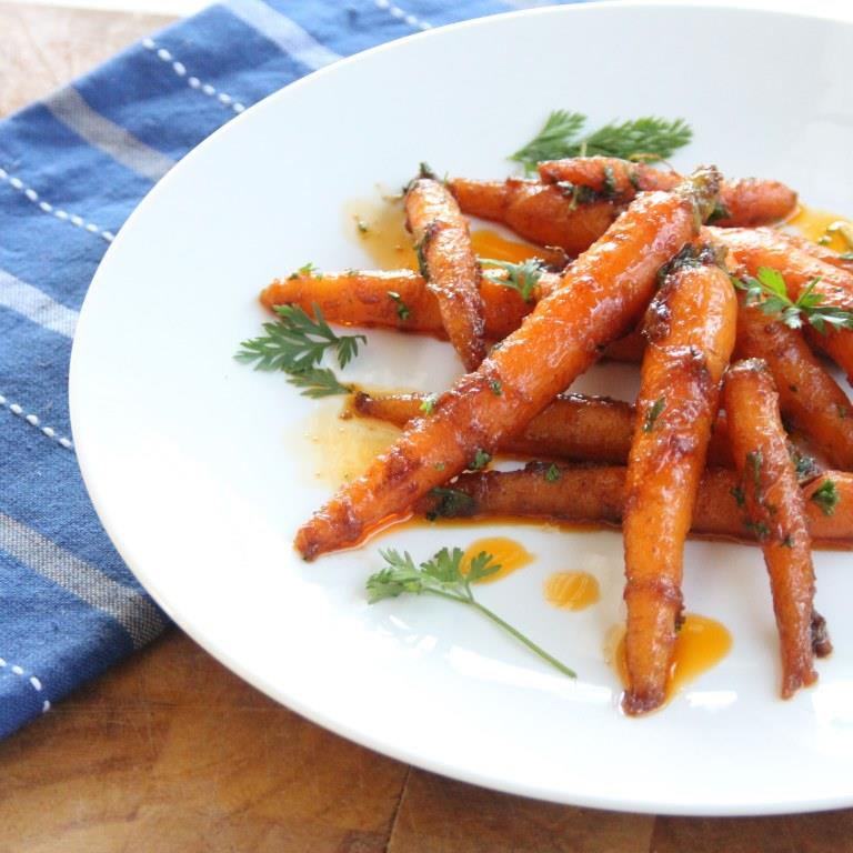 Spiced Dutch Carrots