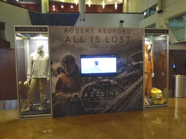 All Is Lost movie costumes