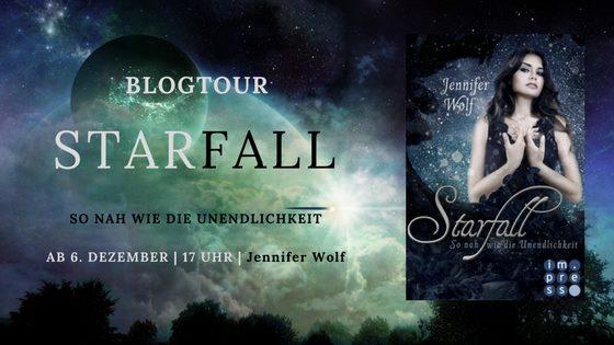 Blogtour Starfall