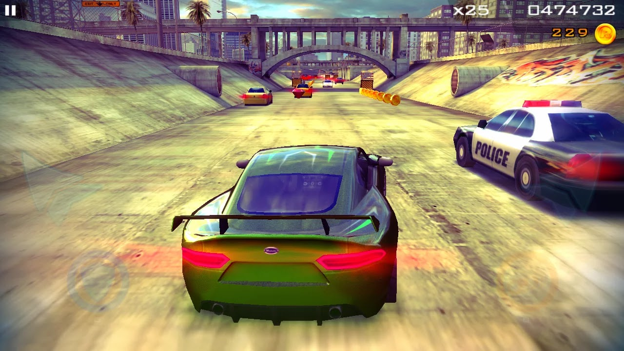 Redline Rush v1.3.6 [Mod Money]