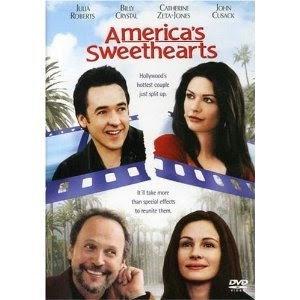 America's Sweethearts (Released in 2001) - Starring Julia Roberts, Billy Crystal, John Cusack and Catherine Zeta-Jones