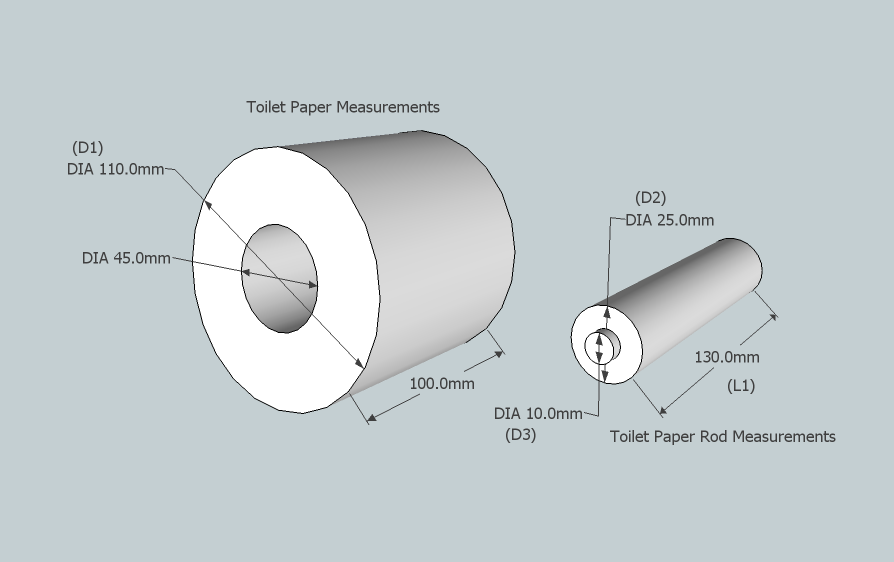 Gawang Papel: How to make your own toilet paper shield
