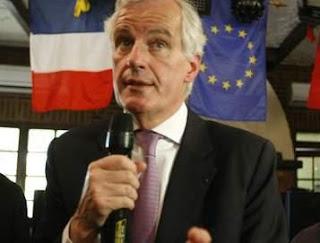 Michel Barnier microcredit microfinance