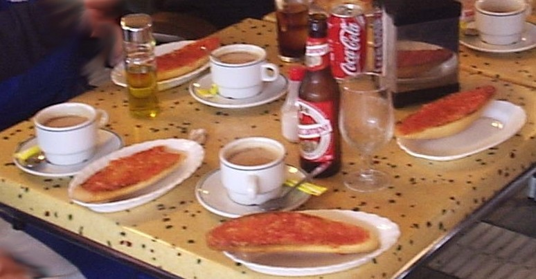 EL PAN TOSTAO
