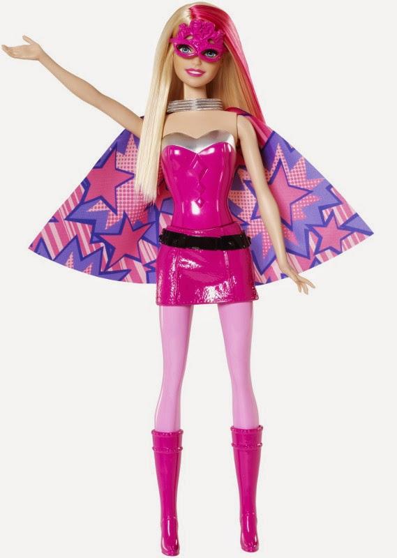 JUGUETES - BARBIE : Princess Power  Barbie | Super Sparkle | Muñeca  Producto Oficial | Mattel | A partir de 3 años