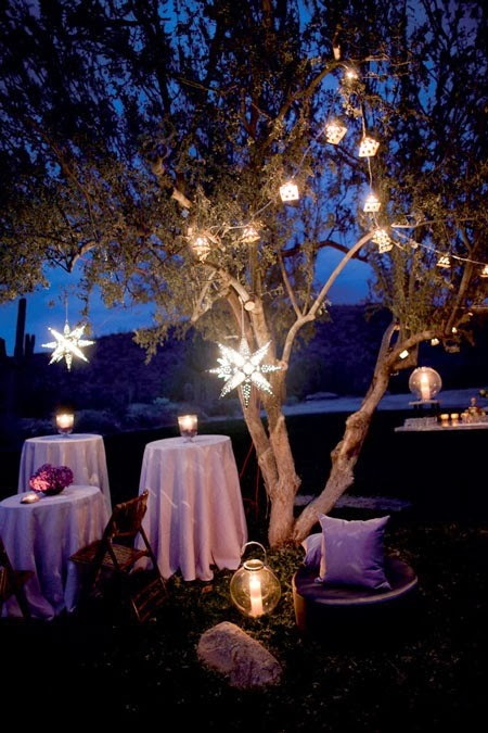 Starry Night Wedding Theme