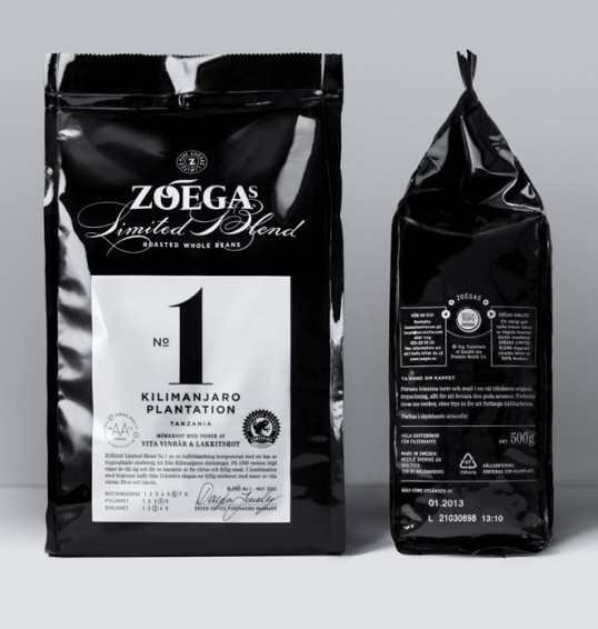 40 Awesome Coffee Packaging Designs Inspiration - Jayce-o-Yesta