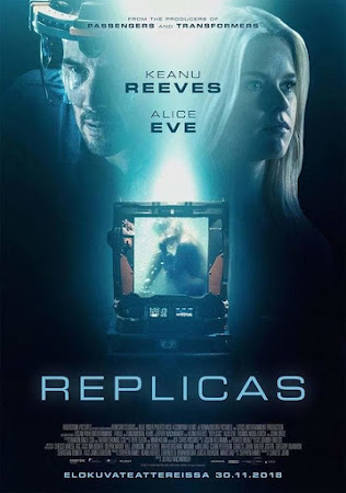 Poster Of Hollywood Film Watch Online Replicas 2018 Full Movie Download Free Watch Online 300MB