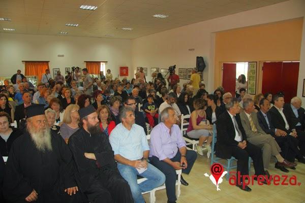Με ένα πρόσφυγα πρώτης Γενιάς από την Κερασούντα παρών, οι εκδηλώσεις Μνήμης Γενοκτονίας στην Πρέβεζα