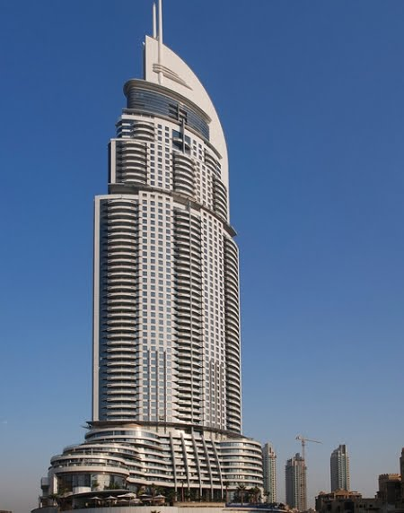 All about the famous places 5 star hotels in dubai for Dubai famous hotel