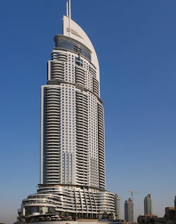 All about the famous places 5 star hotels in dubai for The famous hotel in dubai