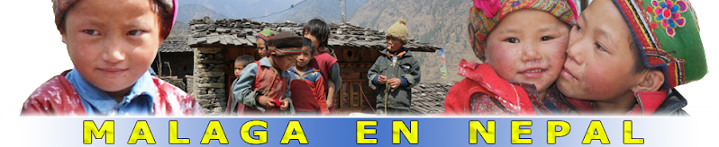 MÁLAGA EN NEPAL