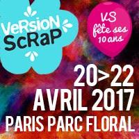Salon  Version Scrap 2017