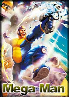 Megaman dans Street Fighter X Tekken. 1327626162004
