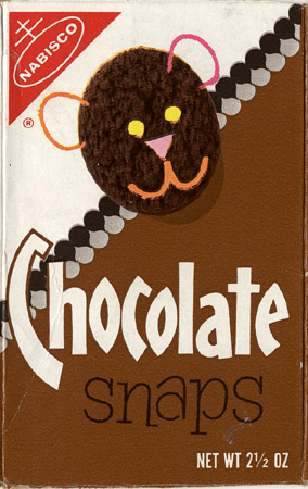 nabisco chocolate snap cookies