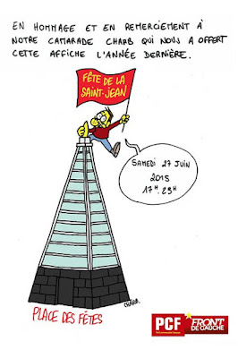 Fête de la Saint-Jean : place des Fêtes, Paris XIXe (+ d'infos)