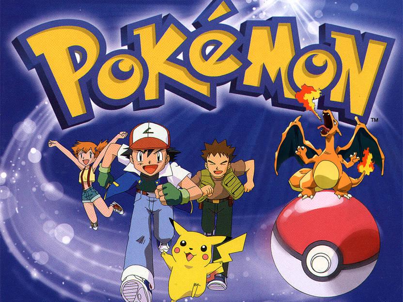 Assistir Pokémon Dublado Online
