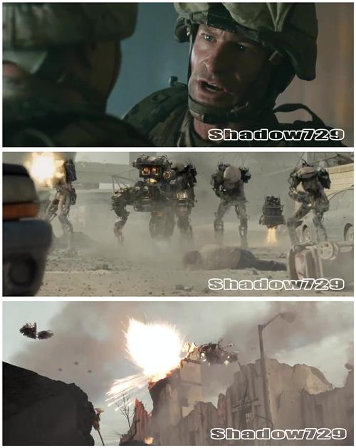 Battle: Los Angeles (2011) [BrRip   Dual   Mega]