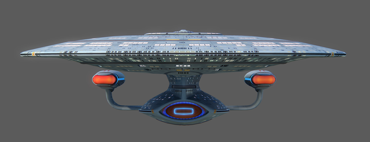 What are you looking at?: Enterprise NCC 1701-D