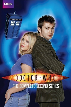 Doctor Who - 2ª Temporada Séries Torrent Download capa