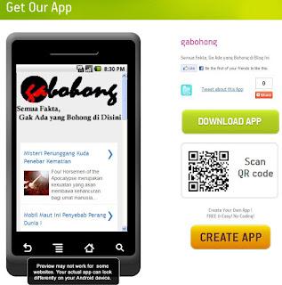 cara mudah Bikin aplikasi android