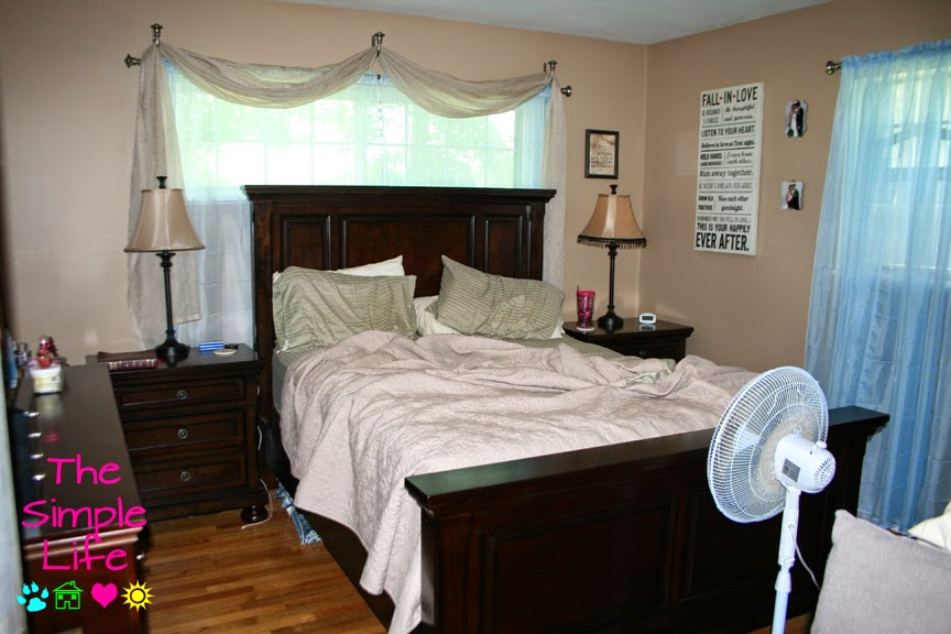 The simple life tips to keep a clean house make your bed How do you clean your bedroom