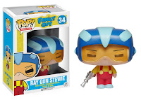 Funko Pop! Ray Gun Stewie