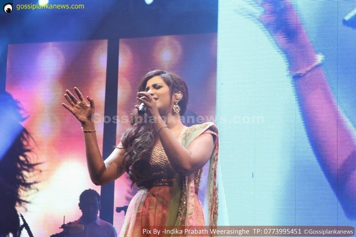Shreya Ghoshal Live in Colombo