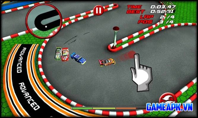 RC Mini Racing v1.3.0 Mod (Unlimited Coins) cho Android