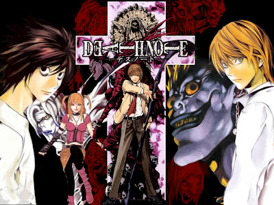 Death Note - series cine y tv